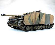 PRO-BUILT 1/35 StuG IV German tank destroyer model