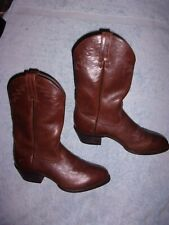 Ariat 4LR Cowboy, Western  BOOTS REAL NICE MEN'S SIZE 10 EE  STYLE:10015297