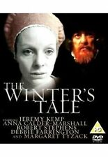 The Winter's Tale - BBC Shakespeare Collection 1981 Jeremy Kemp Brand New DVD