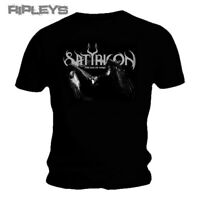 Official T Shirt SATYRICON Black Death Metal AGE OF NERO All Sizes