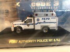 Code 3 12553 Port Authority Police Dept PAPD ESU