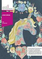 Unicorns Anita Goodesign Embroidery Machine Designs CD NEW 325AGHD