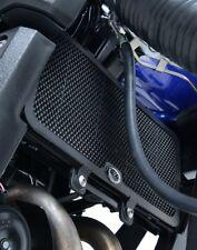 Yamaha XT 660 Z Tenere 2008 R&G Racing Protector Del Radiador RAD0160BK Negro