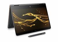 HP Spectre x360 13-ac001na Convertible Laptop i5-7200U 8GB RAM 256GB SSD Z6L06EA