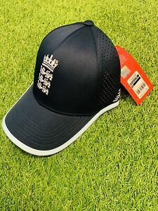 2021 New Balance England ODI Cricket Snap Cap One Size CUA1028