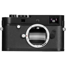 Leica 10930 M Monochrom Typ 246 24MP Digital Rangefinder Camera - Black