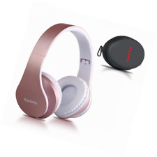 Wireless Bluetooth Headphones Over Ear, Rydohi Hi-Fi Stereo Headset with Deep Ba