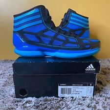 Adidas AdiZero Crazy Light Tron Blue 11 G49681 Basketball Shoes Rose Performance