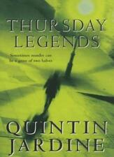 Thursday Legends (A Bob Skinner mystery),Quintin Jardine
