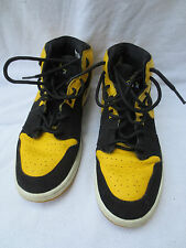 Nike Air Jordan I 1 Retro Black/Maize BMP Old Love New 2007 (307383-071) US 6.5Y