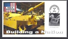 4801g * MADE IN AMERICA * BUILDING A NATION * 2013 ISSUE * DEFENSE / MILITARY >