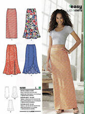 From UK Sewing  Pattern Skirts  8-20 #6288
