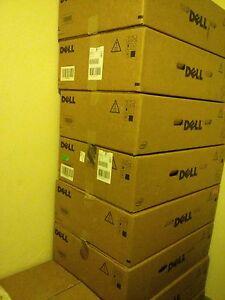 Dell Rack Server Dual (2) Xeon Quad Core 1TB SAS 8GB RAM + Server 2016 (VOL)