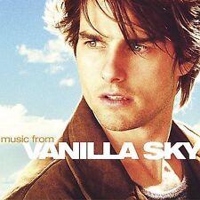 Music from Vanilla Sky Original Soundtrack (Cd-2001, Reprise) Brand New Sealed!
