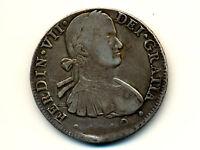 Mexico:KM-110,8 Reales 1810 * Ferdinand VII * Silver *