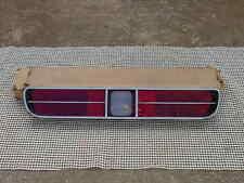 1971 Coronet 4 Door Dodge LH Tail Lamp / Back UP LENS NOS MoPar #3514323 Chryco