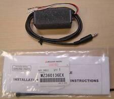 Mitsubishi Lancer/Outlander Factory OEM Accessory MP3/Ipod Audio Adapter Kit