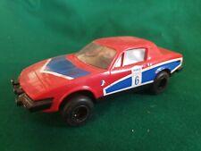 scalextric slot car  triumph tr7 Tony pond  British leyland