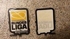 Bundesliga Stieftung Uefa Pokal Patch Logo Respect Badge Lextra  Spielertrikot!