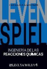 Ingeniería de Las Reacciones Químicas 3a Ed Levenspiel