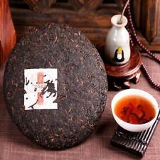 Top Grade Puer Tea Ripe Yunnan Qizi Cake Organic Old Tree Pu-erh Tea Cooked 357g