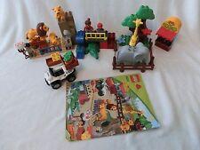 Lego Duplo Ville 5634 - Zoo Starter Set RARITÄT TOP ZUSTAND