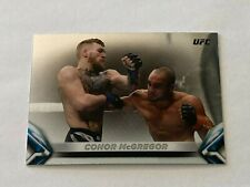 Conor McGregor 2018 Topps Chrome UFC Knockout Insert Card #UFCKCM