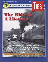 TIES: 2nd Qtr 2016 issue of the SOUTHERN RAILWAY Historical Association - (NEW)