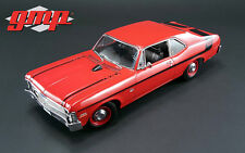 GMP 1970 Chevy Nova Yenko Deuce Cranberry Red 1:18 18830