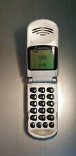Motorola V50 Mobile Phone Silver Unlocked Good Condition