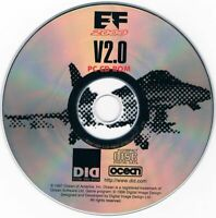 EF 2000 V2.0 Flight Simulator PC GaME Windows 95 CD-ROM - DISC ONLY