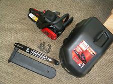 """Craftsman 16"""" Chainsaw, 358.740160"""