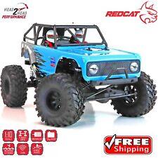 Redcat Racing Wendigo 1:10 Brushless Electric Rock Racer RC  Blue NEW