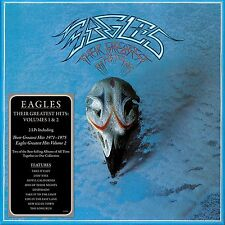 Eagles THEIR GREATEST HITS VOL 1 & 2 Best Of 20 Songs SLIPCASE New Vinyl 2 LP