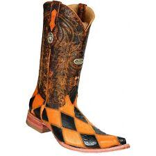 Bota Rodeo Cowboy Boots Coleccion de Bota 3X