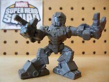 Marvel Super Hero Squad RARE TEST SHOT Gray Blank HAMMER DRONE from Iron Man