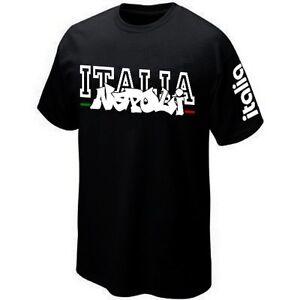 T-Shirt NAPOLI GRAFFITI ART ITALIA italie Maillot ★★★★★