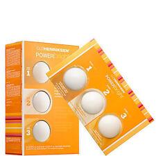 OLE HENRIKSEN Power Bright Vitamin C Facial System 6x Treatments 2x Sponge