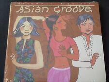 Various - Asian Groove (SEALED NEW CD 2002) NITIN SAHWNEY MUNGAL DEEPAK RAM