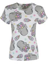 T-shirt Pusheen Ice Cream (t-shirt Donna Tg. L)