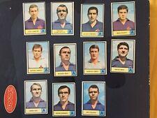 Calciatori Mira 1966/67 - lotto 11 figurine squadra Fiorentina