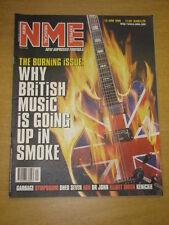 NME 1998 JUN 13 GARBAGE SYMPOSIUM SHED SEVEN ASH