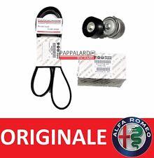KIT CINGHIA SERVIZI ALTERNATORE ORIGINALE ALFA ROMEO 147 156 GT 1.9 JTD 150CV