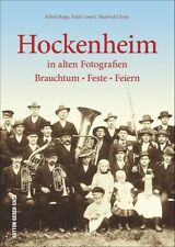Hockenheim Baden Württemberg Stadt Geschichte Bildband Bilder Buch Fotos AK NEU