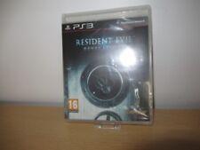 PS3 Resident Evil Revelations, Pal Reino Unido, Nuevo y Sellado de Fábrica