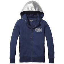 Tommy Hilfiger Sweatshirt Jacket Reflective Print Size 152 New