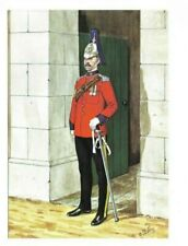 Sergeant: The Westminster Dragoons:2nd County of London 1909 :London Regiments