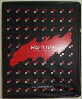 Halo DPE, by Media Cybernetics. 1987, For IBM PC, XT, AT, PS/2. Complete, unused