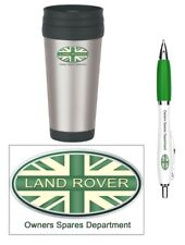 Land Rover Owners Spares Department Tumbler Deal