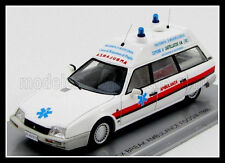 "wonderful Italien modelcar CITROEN CX BREAK ""AMBULANZA FOGGIA"" 1986 -  1/43"